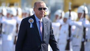 MİLGEM'in 4. gemisi hizmete girdi Cumhurbaşkanı Erdoğan'dan önemli açıklamalar