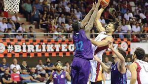 Gaziantep Basketbol: 78 - Afyon Belediyespor: 71