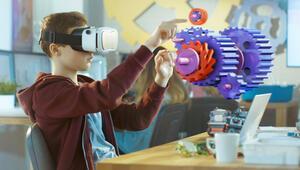 E-eğitimi genişletilmiş gerçeklik şekillendirebilir