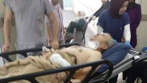 Taksici dehşeti yaşadı Vatandaşlar yakalayıp polise teslim etti...