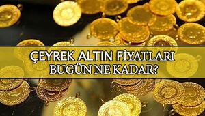Gram altın kaç lira oldu 1 gram altın ne kadar, Çeyrek altın fiyatı nedir