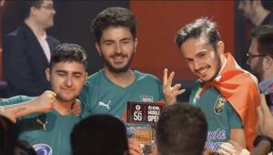 ESL Open Vodafone 5G PUBG Mobile'da şampiyon Futbolist