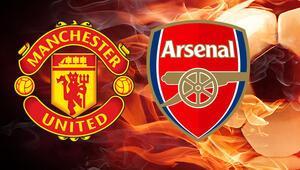 Manchester United Arsenal saat kaçta ve hangi kanalda