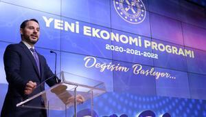 Son dakika... Bakan Albayraktan önemli Yeni Ekonomi Programı açıklaması