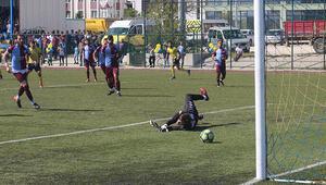 Amatör Lig maçında tam 13 gol atıldı