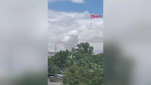 Somali'de ABD hava üssü ve bir konvoya bombalı saldırı