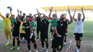 Manavgat, Karamanı 3-0 yendi