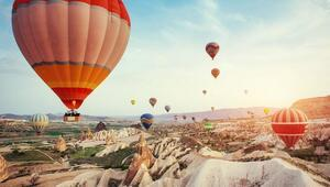 Kapadokyada hedef 5 milyon turist