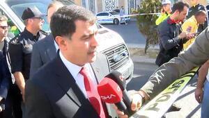Ankara Valisi Şahinden kaza sonrası ilk açıklama