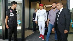 PSG İstanbula böyle geldi