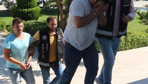 Milasta 25 kaçak göçmen ile 2 organizatör yakalandı