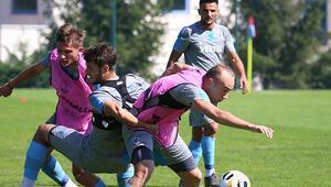 Trabzonsporda Basel hazırlıkları başladı