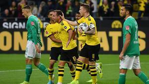 Borussia Dortmund 2-2 Werder Bremen (ÖZET)