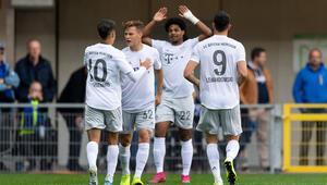 Paderborn 2-3 Bayern Münih (ÖZET)