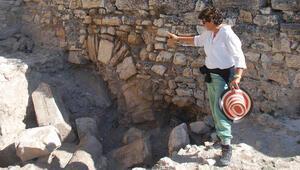 Tam 1800 yıl önce depreme karşı kullanmışlar… Denizli'de ortaya çıktı