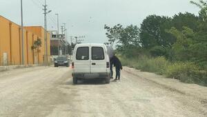 Edirnede otostopla fuhuşa 153 lira ceza