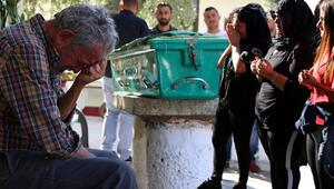 Kızının gözü önünde katledildi... Son veda