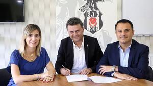 Beşiktaşta Mutlucan Zavotçunun sözleşmesi yenilendi