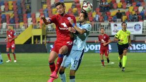 Altınordu: 2 - Adana Demirspor: 2