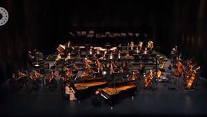 Cumhurbaşkanlığı Senfoni Orkestrası yeni sezon açılışını yaptı