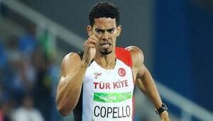 Milli atlet Yasmani Copello Escobar 6. oldu