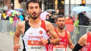 Ercan Arslan olimpiyata göz kırptı