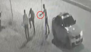 Tartıştıkları şahsı önce silahla vurdular ardından tekmeleyip dövdüler