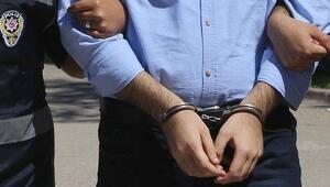 Eskişehirde FETÖ operasyonu:2si muvazzaf astsubay 4 şüpheli gözaltına alındı