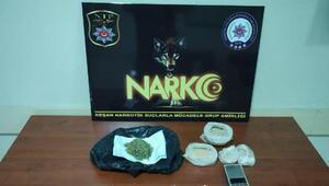 Keşanda uyuşturucu operasyonu: 1 tutuklama