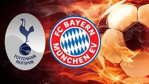 Tottenham Bayern Münih Şampiyonlar Ligi maçı saat kaçta ve hangi kanalda