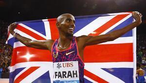 Mo Farahın eski antrenörüne 4 yıl men Doping ihlali...