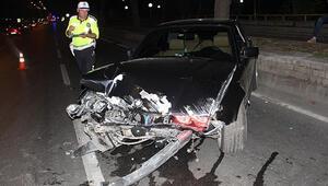 Sürücü bulunamadı, polis soruşturma başlattı