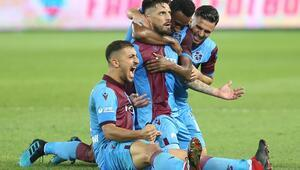 Trabzonspor kaptan Sosa ile kolay kaybetmiyor 23 maçta...