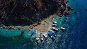 Antalyanın Maldivlerinde sezon uzadı