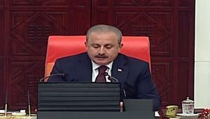TBMM Başkanı Mustafa Şentop: Milli çıkarlarımız için el birliği yapmalıyız