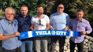 Elvir Baliç Tuzla Citynin teknik direktörü oldu