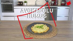 Avokadolu Humus | Mucize Lezzetler