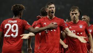 Bayern Münihten tarihi hezimet Tottenhama deplasmanda 7 gol...