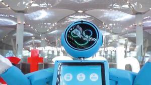 İstanbul Havalimanındaki robotlar, Washington Postta anlatıldı