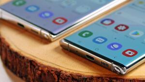 Samsung Galaxy S10u Galaxy Note 10a çeviren güncelleme