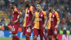 Galatasarayın grubunda işler karıştı
