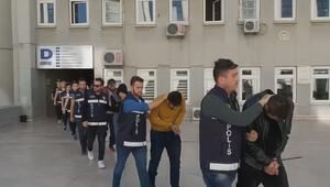 Ankarada milyonluk fuhuş çetesi çökertildi