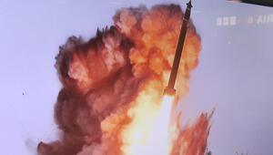 Kuzey Koreden füze denemesi