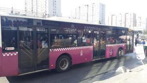 İstanbulda halk otobüsünde hırsızlık şoku Kapıları kilitleyip beklediler