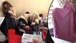 Fethiyedeki villasından Ankarayı izlemiş İşsiz kadınlara iğrenç tuzak