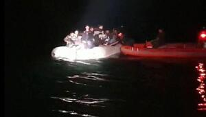 Didimde 61 kaçak göçmen yakalandı