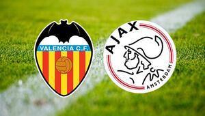 Valencia Ajax Şampiyonlar Ligi maçı saat kaçta ve hangi kanalda