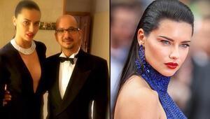 Adriana Lima sosyal medyadan tanıştırdı