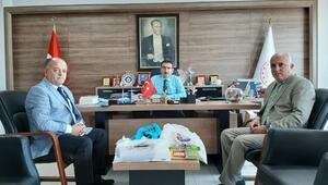Yenişehir'de oda ve borsalardan 800 öğrenciye eğitim yardımı