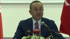 Dışişleri Bakanı Çavuşoğlundan önemli açıklamalar